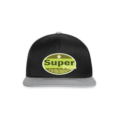 Super Papa - Snapback cap