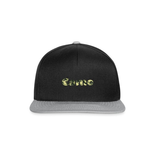 Camo Designs - Snapback cap