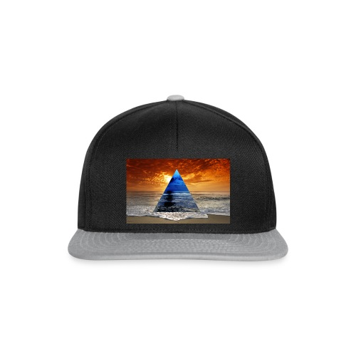 Sunset - Snapback Cap