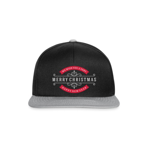 We whish you 1 - Casquette snapback