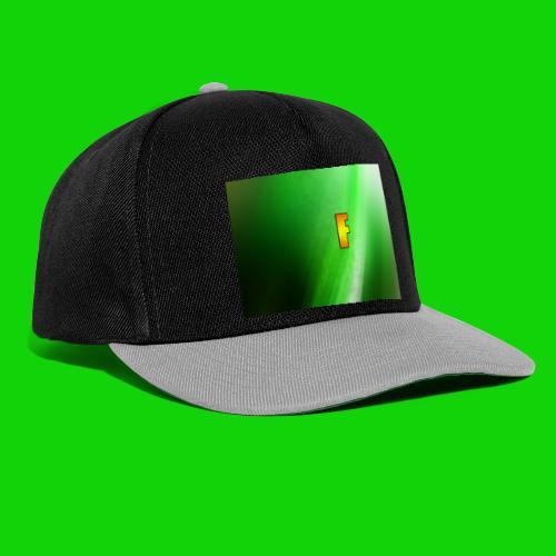 F for FUTURE - Snapback Cap