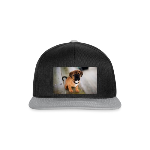 cute dog - Snapback Cap