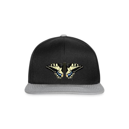 schwalbenschwanz Schmetterling - Snapback Cap