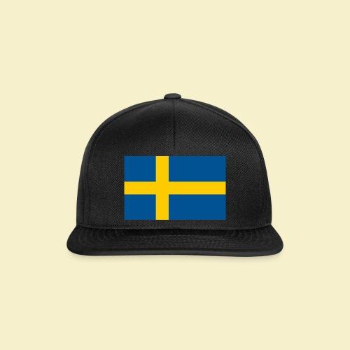 Schwedenflagge - Snapback Cap