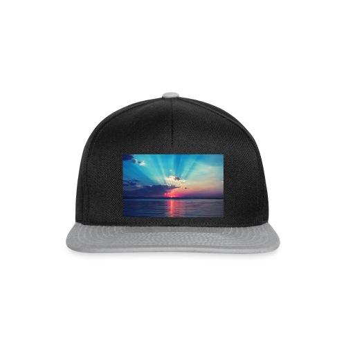 Primus- Sunrise T-shirt Weiß - Snapback Cap