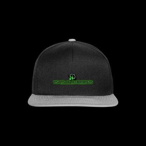Necromongo Logo ONE - Snapback Cap