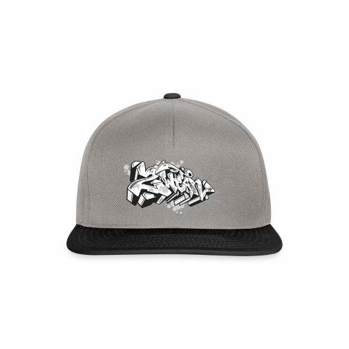 2Wear Toys grayscale - Snapback Cap