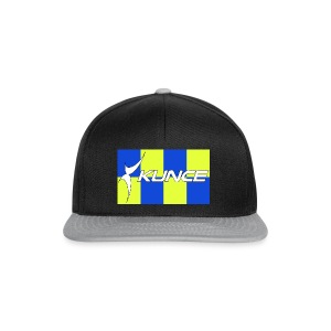 Kunce Clothing Original High Visibility Battenberg - Snapback Cap
