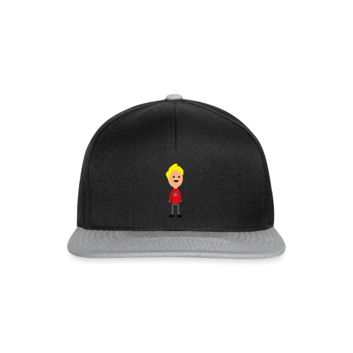 NeevNavNomer animatie - Snapback cap