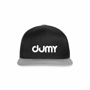 DUMY - Casquette snapback