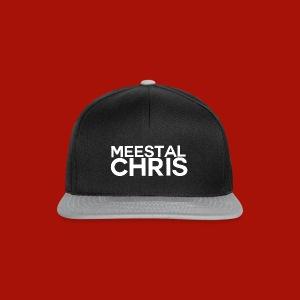 MeestalChris Logo shirt - Snapback cap