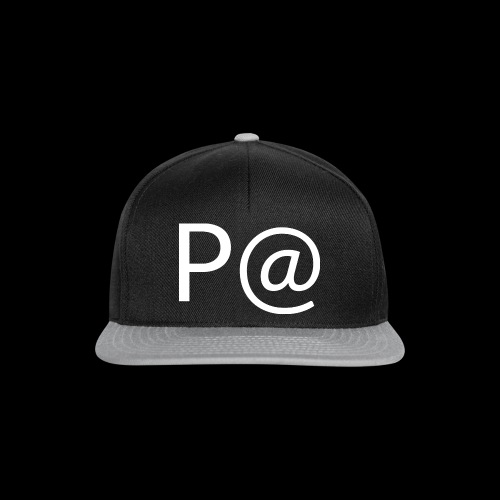 p@ weiss - Snapback Cap