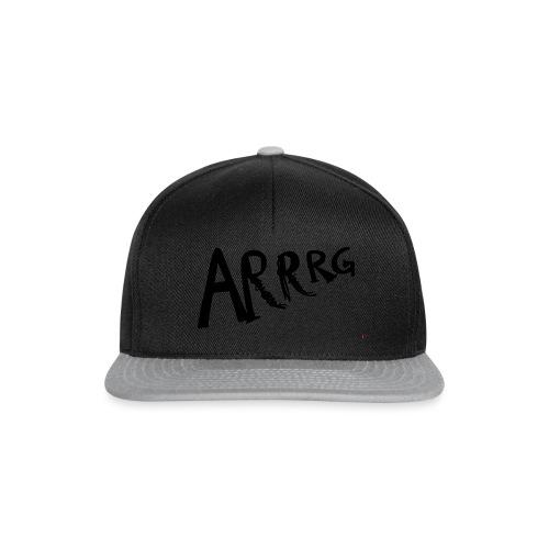 Arrg - Snapback Cap