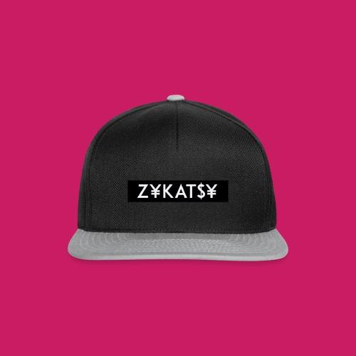 ZYKATSY - Snapbackkeps