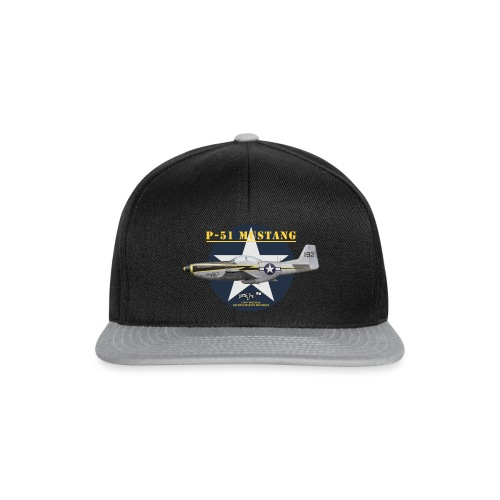 P-51 Little Joe - Casquette snapback