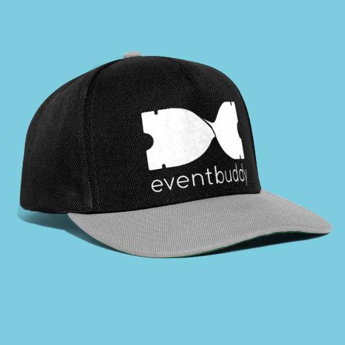 Eventbuddy White - Snapback Cap