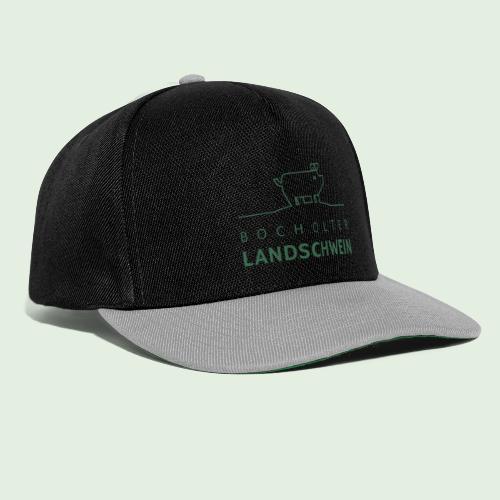 Bocholter Landschwein pur - Snapback Cap