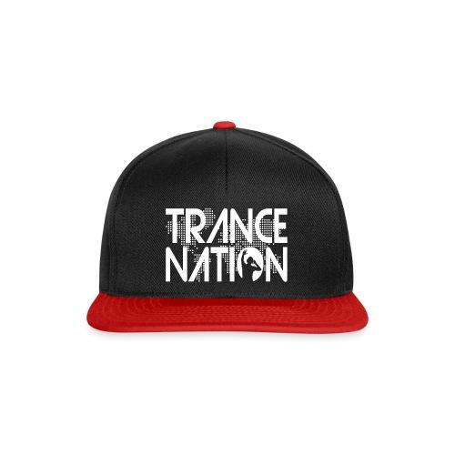 Trance Nation (White) - Snapbackkeps