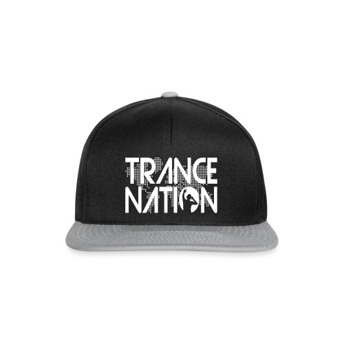 Trance Nation (White) - Snapbackkeps