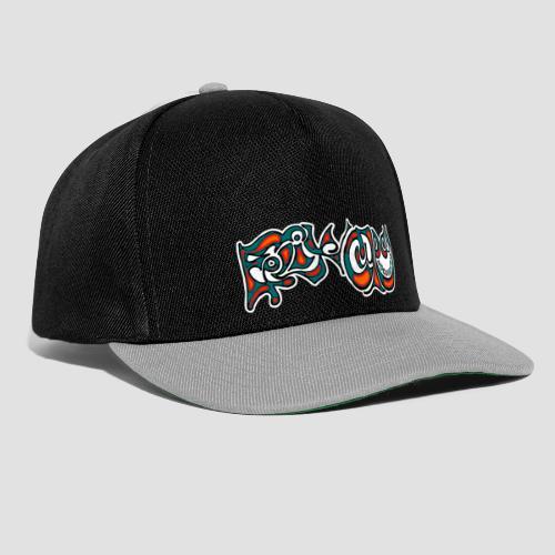 Felix Culpa Designs horizontal logo - Snapback Cap