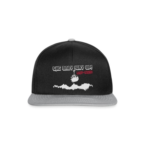 The Only Way Up! - Snapback Cap