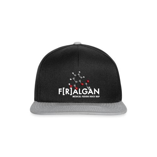 LOGO-F[R]ALGAN-HD2-transp - Casquette snapback