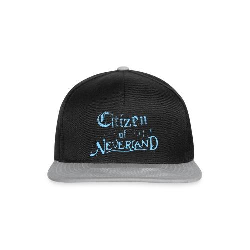 Citizen_blue 02 - Snapback Cap