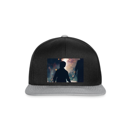 Into the unknown t-shirt - Snapback Cap