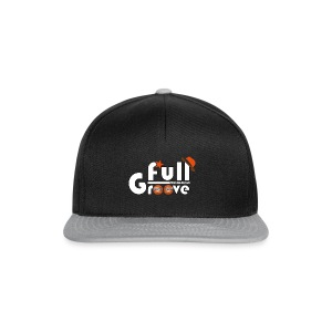 Full-GrOOve #1 - Casquette snapback