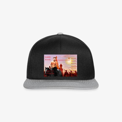 putin howdy - Snapback Cap