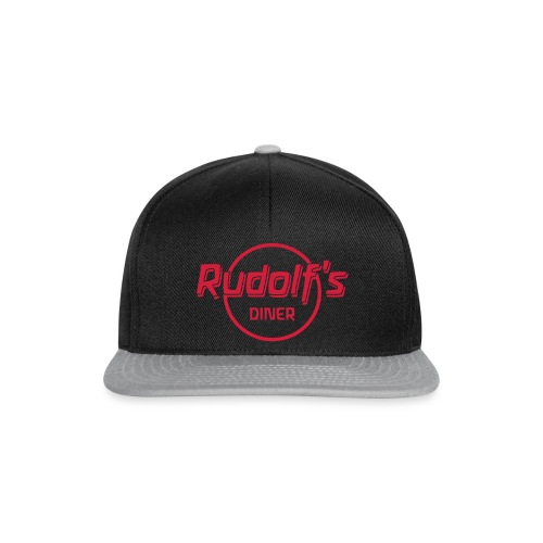 Rudolf s Diner - Snapback Cap