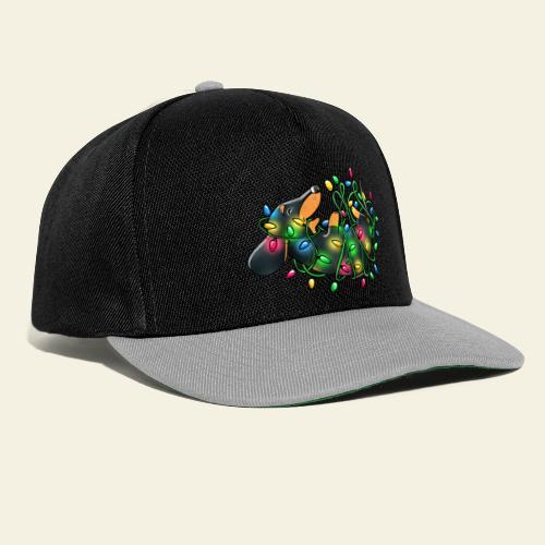 Wienerful Christmaslights - Snapback Cap