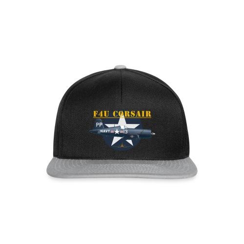 F4U-5P shirt design - Snapback Cap