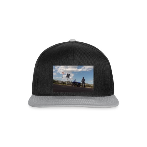 PHILATV - Snapback Cap
