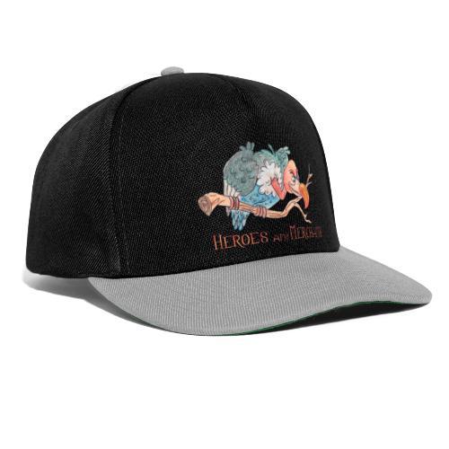 Scavenger - Snapback Cap