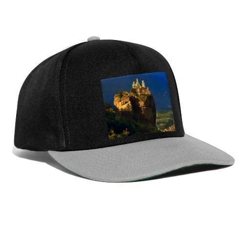 try castle01 - Snapback Cap