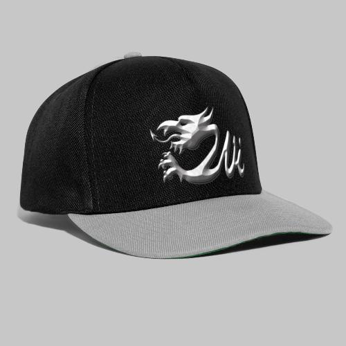 Wales Interactive Logo - Dragon Chrome - Snapback Cap