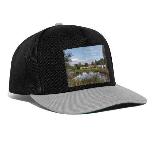 Sonnencamp - Snapback Cap