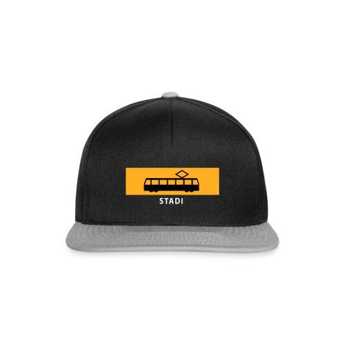 STADIN RATIKKA PYSÄKKI KYLTTI T-paidat ja lahjat - Snapback Cap