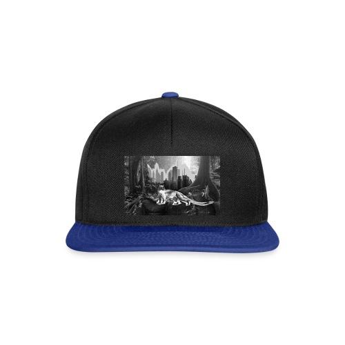 Fossa & Jungle - Snapback Cap