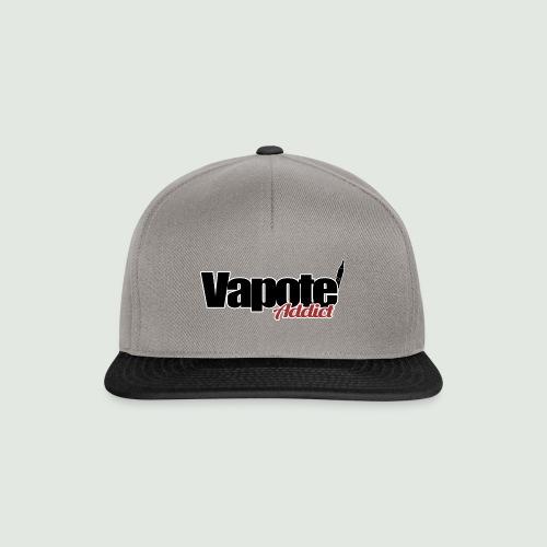 vapote addict - Casquette snapback