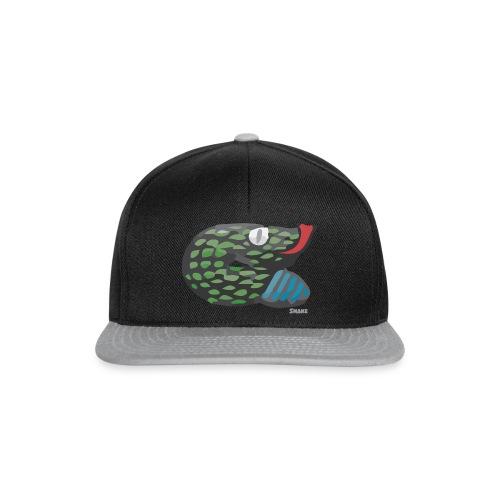 Aztec Snake - Snapback Cap
