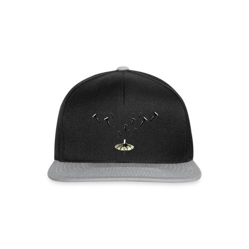 Nail Rain - Snapback Cap