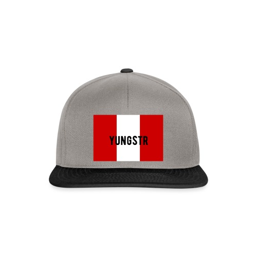 youngstr Logo Shirt - Snapback Cap