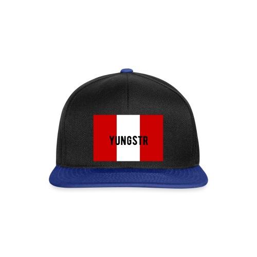 youngstr Logo Shirt - Snapback Cap