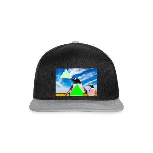 ultra_mega_h--ftig_pingvin_med_yolo_man_swag - Snapbackkeps