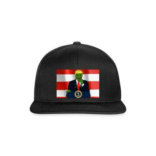 Pepe Trump - Snapback Cap
