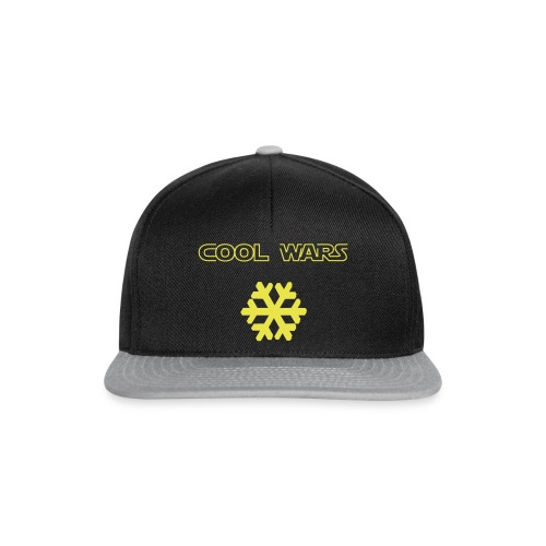 Cool_Wars - Snapback Cap
