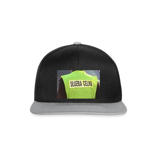 policja - Czapka typu snapback