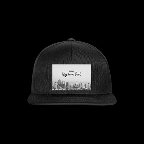 Beginners Luck Album - Snapback Cap